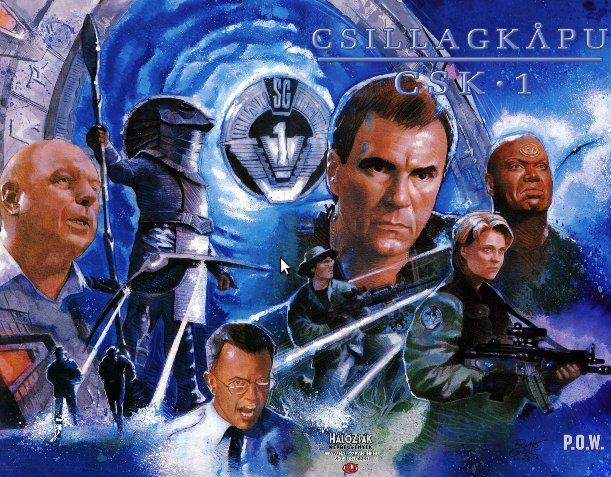 Stargate képregények